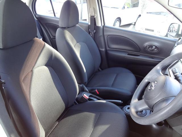 日産 マーチ 12S Vパッケージ 1年間保証ロードサービス付き ナビ