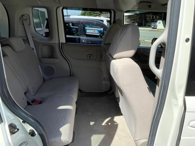 G・Lパッケージ 全国1年保証付き 左側パワースライドドア ETC スマートキー プッシュスタート オートエアコン CD 電動格納ミラー ベンチシート(28枚目)