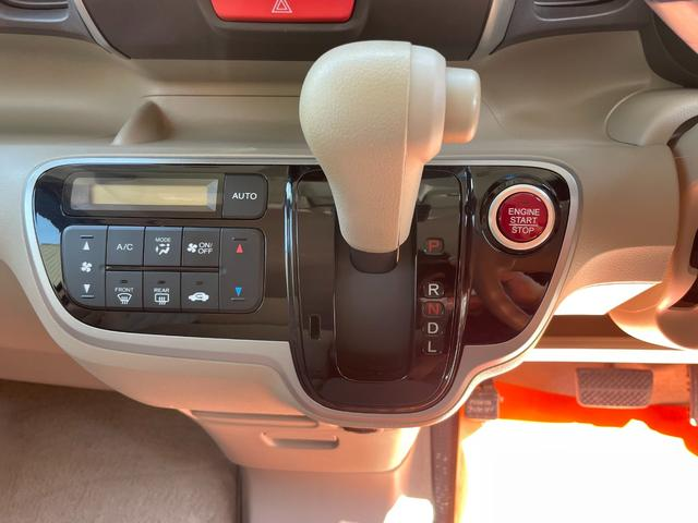G・Lパッケージ 全国1年保証付き 左側パワースライドドア ETC スマートキー プッシュスタート オートエアコン CD 電動格納ミラー ベンチシート(35枚目)