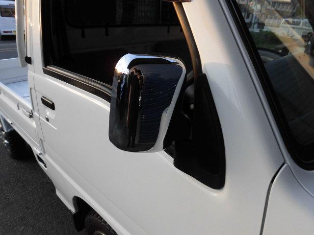 スバル サンバートラック 4WD AC Tベルト交換済