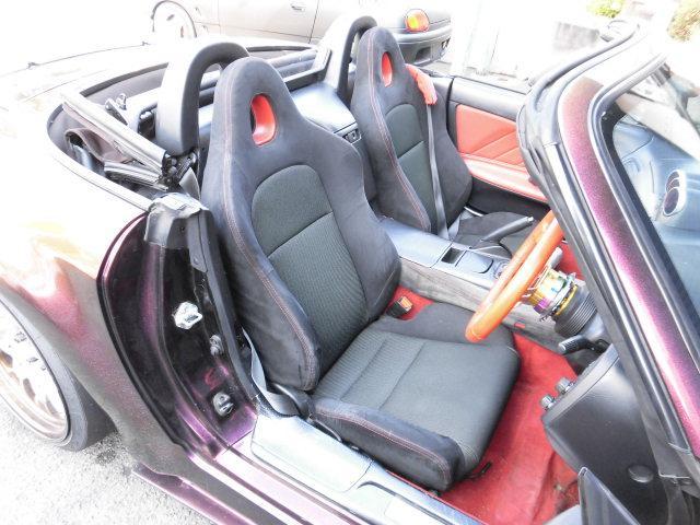 ホンダ S2000 ターボキット 車高調 HKSマフラー ブローオフ