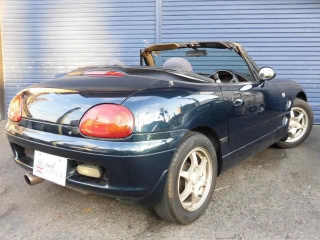 「スズキ」「カプチーノ」「オープンカー」「福岡県」の中古車26
