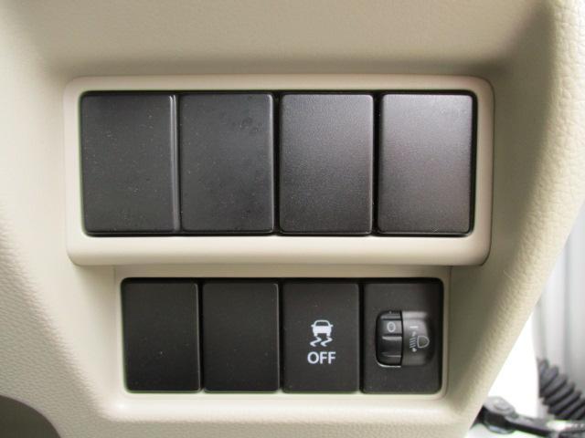 必要に応じてコンピューターがエンジンとブレーキを制御し安定走行に貢献【車両走行安定補助システム(ESP(R))】