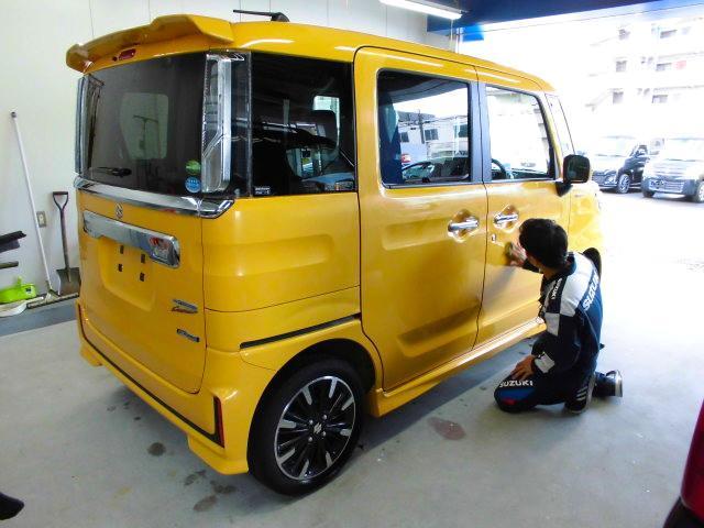 「スズキ」「ワゴンRスティングレー」「コンパクトカー」「福岡県」の中古車72