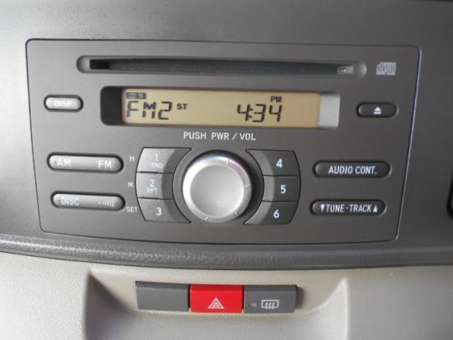 ダイハツ アトレーワゴン カスタムターボRSリミテッド Tチェーン式 純正オーディオ