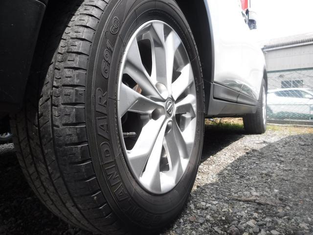 ☆タイヤの目もしっかり有りますよ!車の基本性能の止まる部分に大事な役割をしますからね!!☆