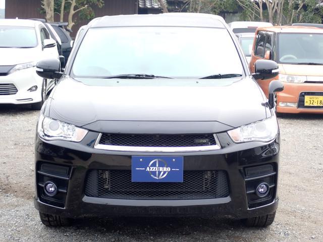 「三菱」「アウトランダー」「SUV・クロカン」「福岡県」の中古車2