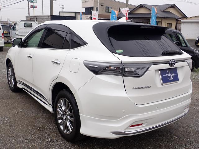 「トヨタ」「ハリアー」「SUV・クロカン」「福岡県」の中古車14