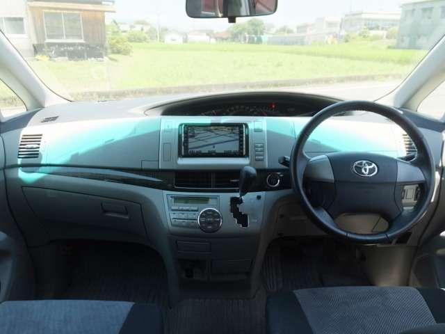 アエラス 左側自動ドア HDDナビ 後席モニター(2枚目)