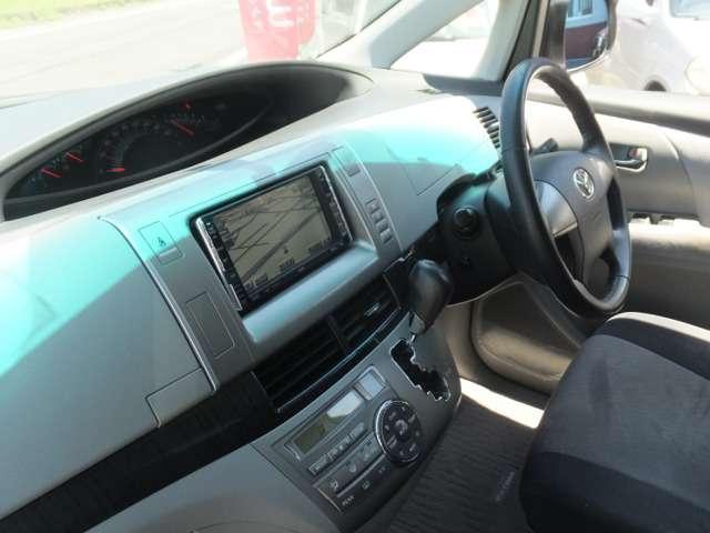 アエラス 左側自動ドア HDDナビ 後席モニター(3枚目)