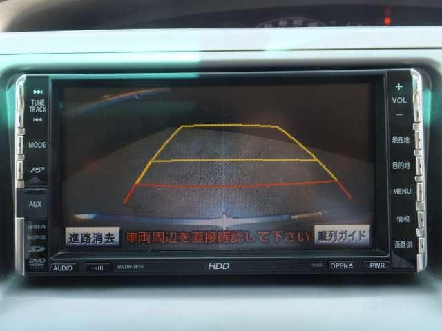 アエラス 左側自動ドア HDDナビ 後席モニター(5枚目)
