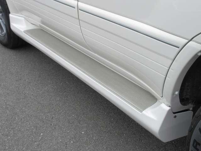 VXリミテッド 4WD キャンピング登録 全塗装 新品アルミ(15枚目)