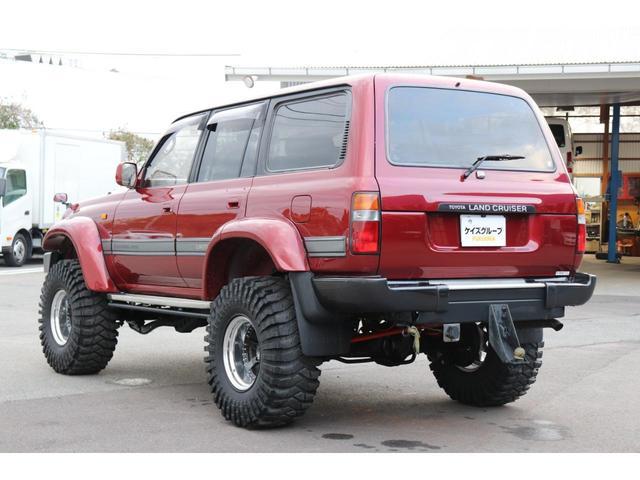「トヨタ」「ランドクルーザー80」「SUV・クロカン」「福岡県」の中古車39