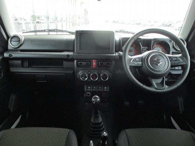 JC 4WD ヘッドランプLED シートヒーター前席 衝突安全装置 車線逸脱防止支援システム 横滑り防止装置 盗難防止システム 衝突安全ボディ センサー ETC セキュリティアラーム パワードアロック(4枚目)