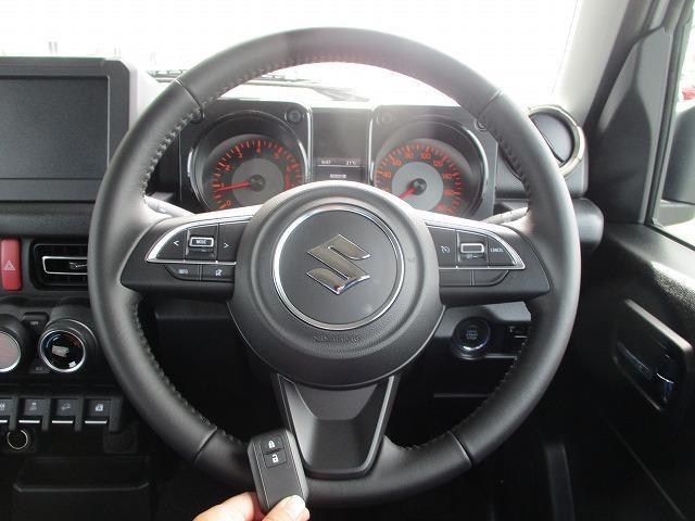 JC 4WD ヘッドランプLED シートヒーター前席 衝突安全装置 車線逸脱防止支援システム 横滑り防止装置 盗難防止システム 衝突安全ボディ センサー ETC セキュリティアラーム パワードアロック(13枚目)