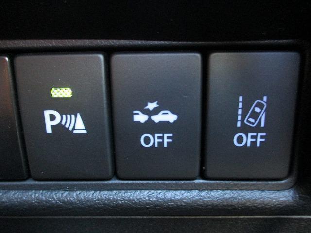 ハイブリッドSV アイドリングストップ スライドドア両側電動 シートヒーター前席 衝突被害軽減ブレーキ 車線逸脱防止支援システム 盗難防止システム 衝突安全ボディ クルーズコントロールブレーキ制御付 全方位モニター(10枚目)