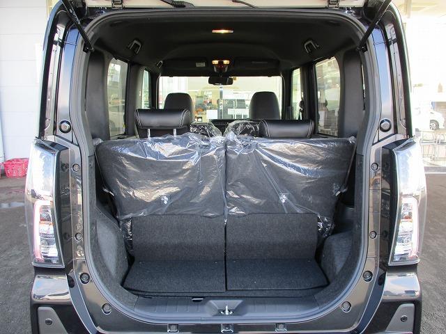 カスタムRS 両側電動スライドドア シート ハーフレザー バックモニター ターボ 衝突安全ボディ エンジンスタートボタン 衝突安全装置 車線逸脱防止支援システム EBD付ABS 横滑り防止装置 修復歴無(8枚目)