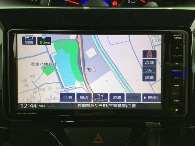 カスタムRSトップエディションSA3 純正 7インチ メモリーナビ/車線逸脱防止支援システム/パーキングアシスト バックガイド/ヘッドランプ LED/ETC/EBD付ABS/横滑り防止装置/アイドリングストップ/TV LEDヘッドランプ(9枚目)