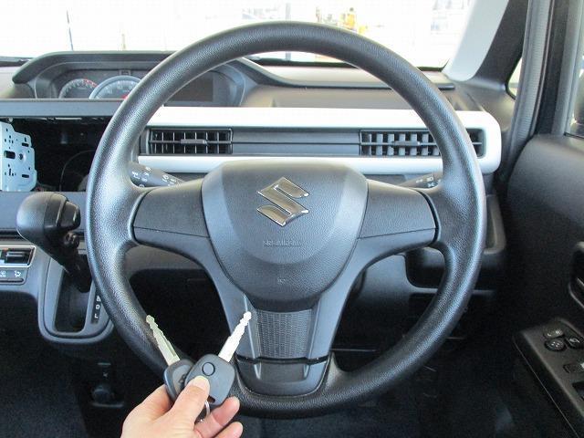 FX エネチャージ/アイドリングストップ/シートヒーター/キーレス/EBD付ABS/横滑り防止装置/エアバッグ 運転席/エアバッグ 助手席/パワーウインドウ/キーレスエントリー/オートエアコン 禁煙車(13枚目)