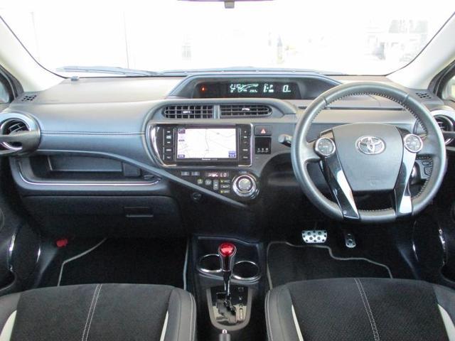 G Gs 社外 7インチ メモリーナビ/シート ハーフレザー/ヘッドランプ LED/ETC/EBD付ABS/横滑り防止装置/アイドリングストップ/TV/エアバッグ 運転席/エアバッグ 助手席/アルミホイール(4枚目)