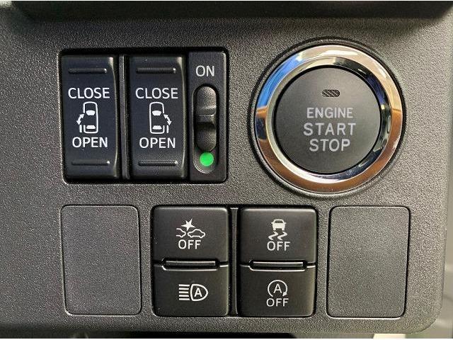 GターボリミテッドSA3 パノラマモニター/LEDライト/両側電動スライド/車線逸脱防止支援システム/パーキングアシスト バックガイド/ヘッドランプ LED/EBD付ABS/横滑り防止装置/アイドリングストップ レーンアシスト(9枚目)