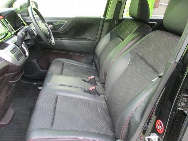 G・ターボパッケージ 純正 7インチ メモリーナビ/シート ハーフレザー/ヘッドランプ HID/ETC/EBD付ABS/横滑り防止装置/アイドリングストップ/TV/エアバッグ 運転席/エアバッグ 助手席/アルミホイール(6枚目)