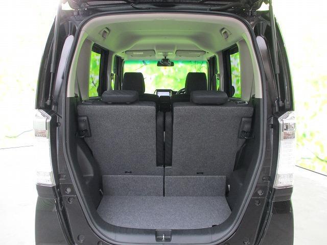 ターボSSパッケージ 純正 HDDナビ/両側電動スライドドア/ヘッドランプ HID/ETC/EBD付ABS/横滑り防止装置/アイドリングストップ/TV/エアバッグ 運転席/エアバッグ 助手席/エアバッグ サイド 記録簿(8枚目)