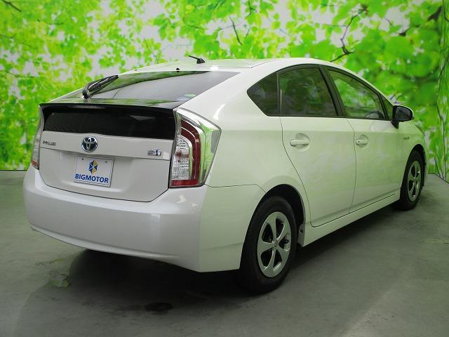 S 社外SDナビ/社外 7インチ メモリーナビ/ヘッドランプ HID/Bluetooth接続/ABS/EBD付ABS/横滑り防止装置/アイドリングストップ/DVD/TV/エアバッグ 運転席 禁煙車(3枚目)