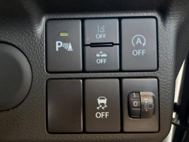 L EBD付ABS/横滑り防止装置/アイドリングストップ/エアバッグ 運転席/エアバッグ 助手席/パワーウインドウ/パワーステアリング/FF/マニュアルエアコン 衝突被害軽減システム 禁煙車 減税対象車(12枚目)