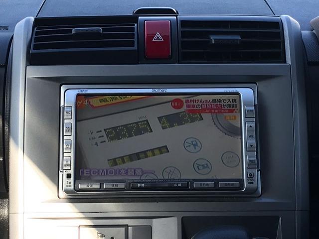 スポーツGターボ 4WD HDDナビ ワンセグTV ETC(27枚目)