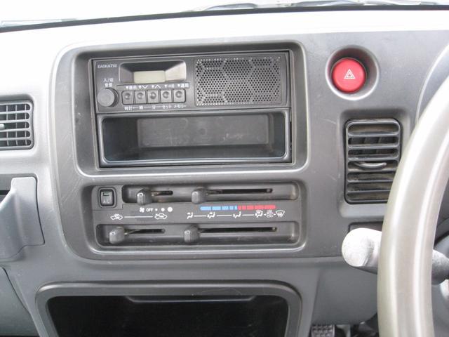 ダイハツ ハイゼットトラック 農用SP エアコン・パワステ 4WD 5MT Hi-Lo切替