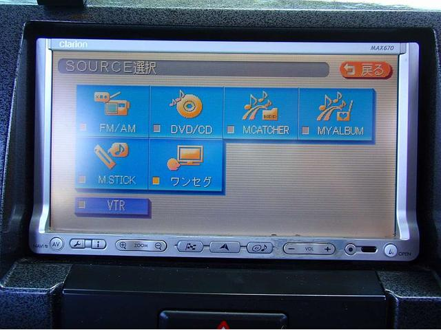 カスタムスタイルT ターボ HDDナビ タイミングチェーン(16枚目)