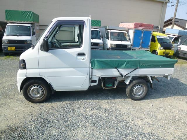 三菱 ミニキャブトラック Vタイプ エアコン パワステ