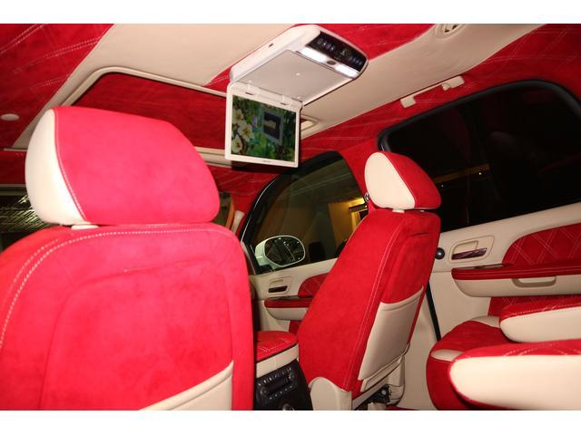 キャデラック キャデラック エスカレード 内装張替 26AW HDDナビ フリップダウン マフラー可変