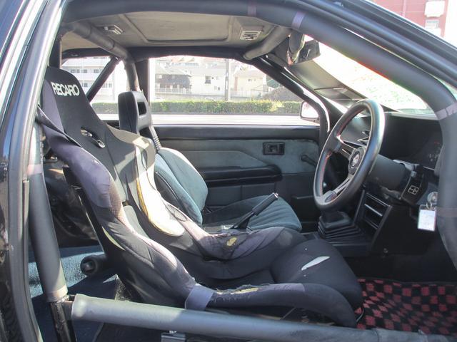 トヨタ スプリンタートレノ GT APEX 5速 ロールバー サンルーフ 外マフラー