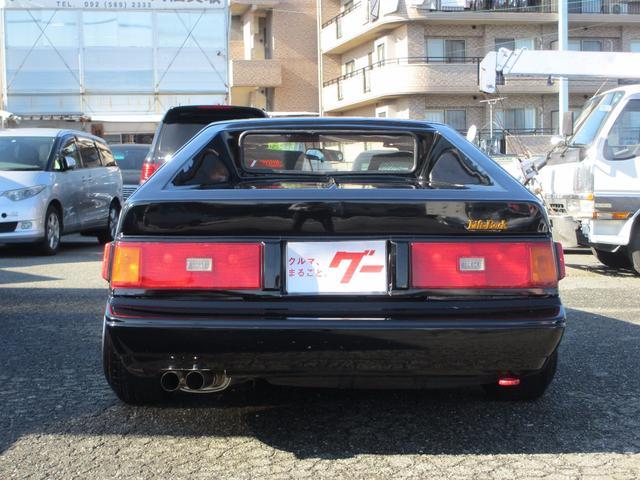 トヨタ セリカ GT-R リフトバック 車高調 革レカロシート 社外ステア