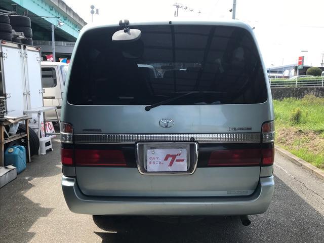 「トヨタ」「ハイエース」「ミニバン・ワンボックス」「福岡県」の中古車5