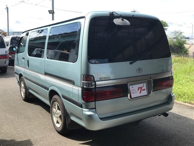 「トヨタ」「ハイエース」「ミニバン・ワンボックス」「福岡県」の中古車6