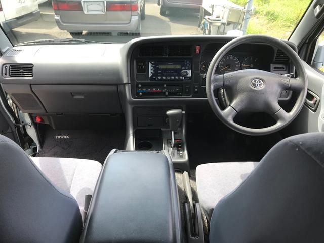 「トヨタ」「ハイエース」「ミニバン・ワンボックス」「福岡県」の中古車18