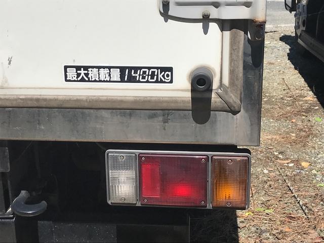 フラットロー ディーゼル 保冷バン 1.4t 5MT(14枚目)