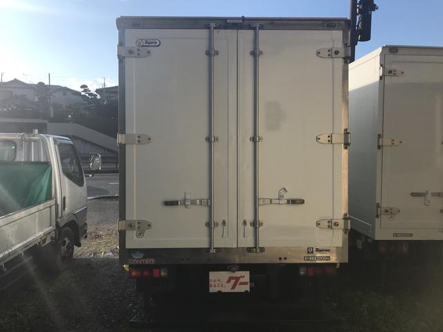 冷蔵・冷凍車 設定温度ー30℃ 最大積載量2000kg(18枚目)
