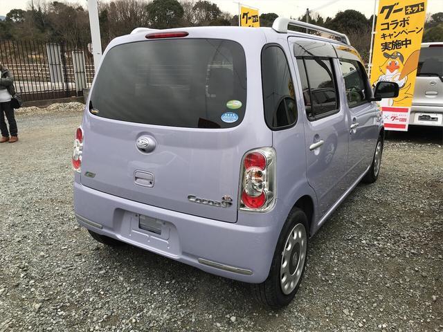 「ダイハツ」「ミラココア」「軽自動車」「福岡県」の中古車7