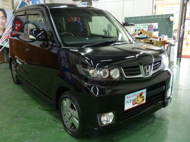 「ホンダ」「ゼストスパーク」「コンパクトカー」「福岡県」の中古車3