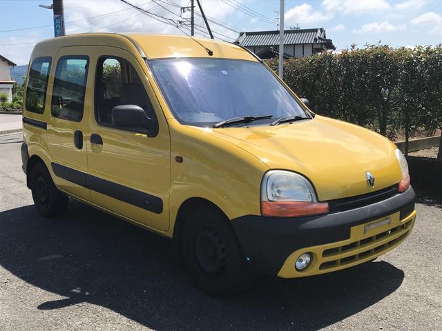 「ルノー」「ルノー カングー」「ミニバン・ワンボックス」「佐賀県」の中古車2