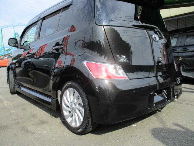 トヨタ bB S XバージョンHDDナビフルセグDVD ETCベンチ内装黒