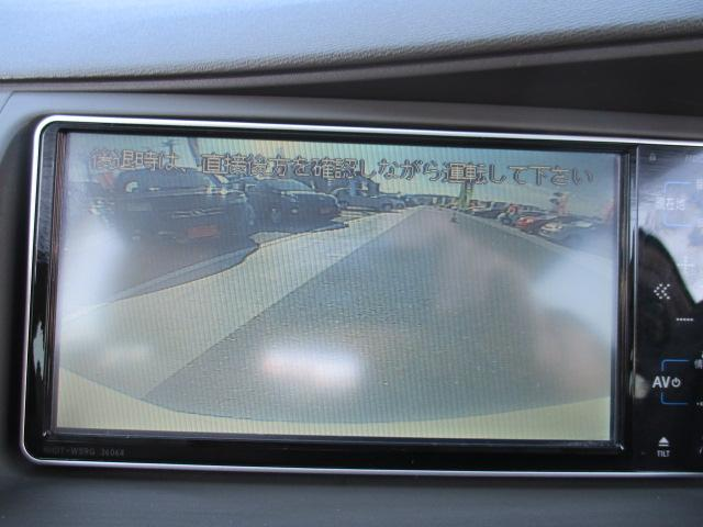 トヨタ アイシス L HDDナビ ワンセグ Bluetooth BカメラETC