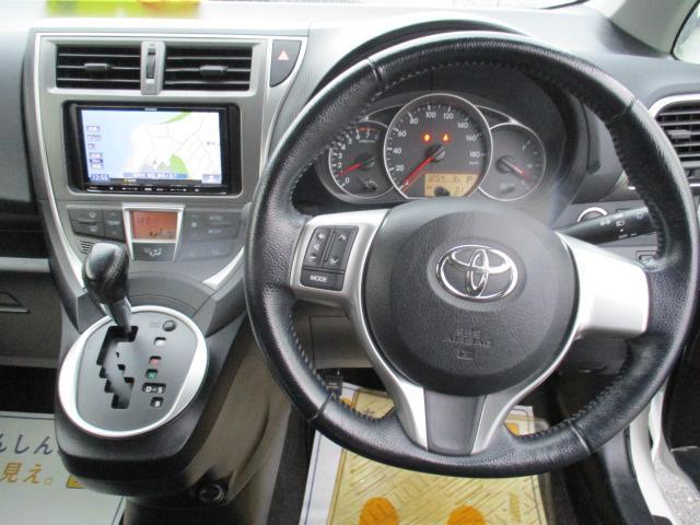トヨタ ラクティス G SDナビワンセグBluetoothETCスマートキー