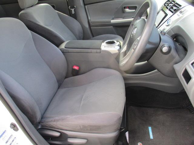 トヨタ プリウスアルファ S SDナビフルセグSD録音DVD BluetoothETC