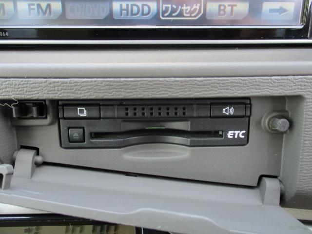 トヨタ アイシス L XセレクションHDDナビワンセグBカメラ ETC左Pスラ