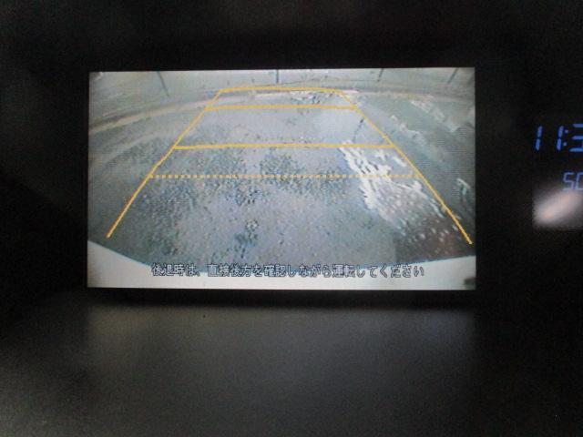 純正HDDナビ 地デジ2セグ DVD 走○ CD録音 Bカメラ 大人気装備のバックカメラ付いております。車庫入れ&バック時の死角を減らし楽々安心です!